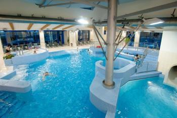 Aquapark Laguna Třebíč - zábavní část